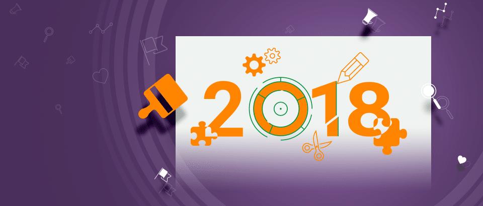 5 водещи уеб дизайн тренда за 2018-та