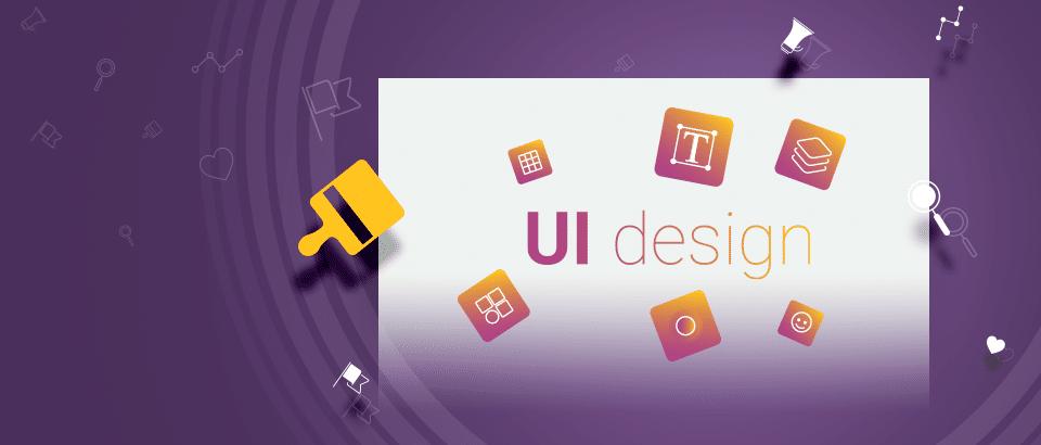 6 ключови елемента на UI дизайна