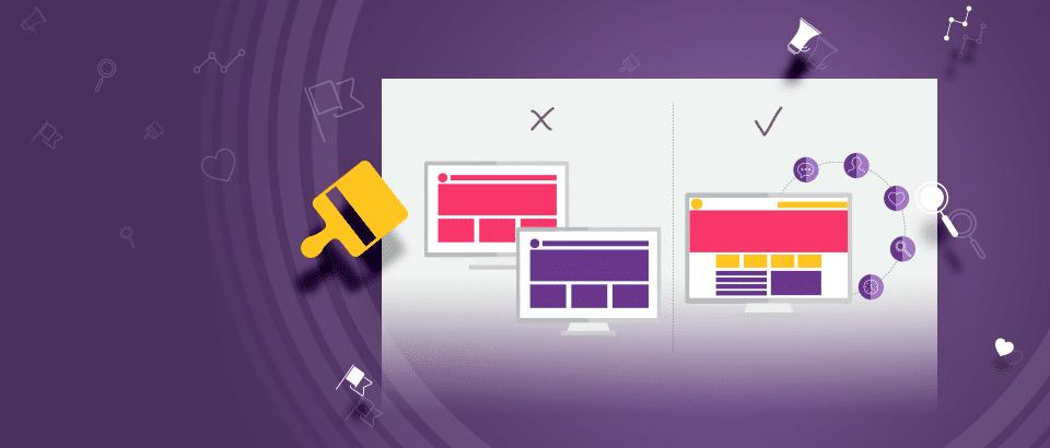 Нов сайт – индивидуален дизайн или готов темплейт
