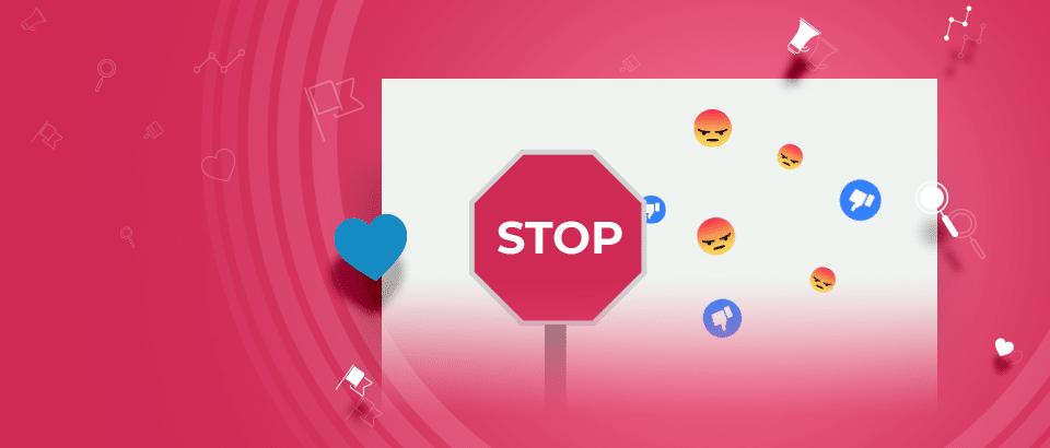 Как да овладеем негативните коментари в социалните мрежи