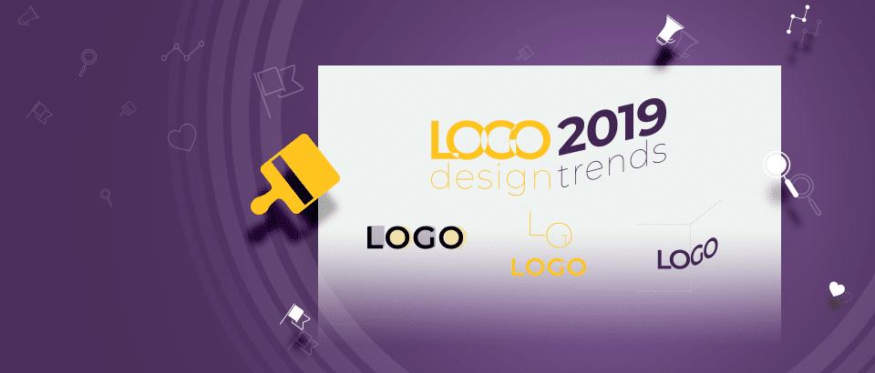 6 тенденции в лого дизайна за 2019