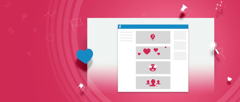 Как да провокираме емоциите на Facebook аудиторията ни