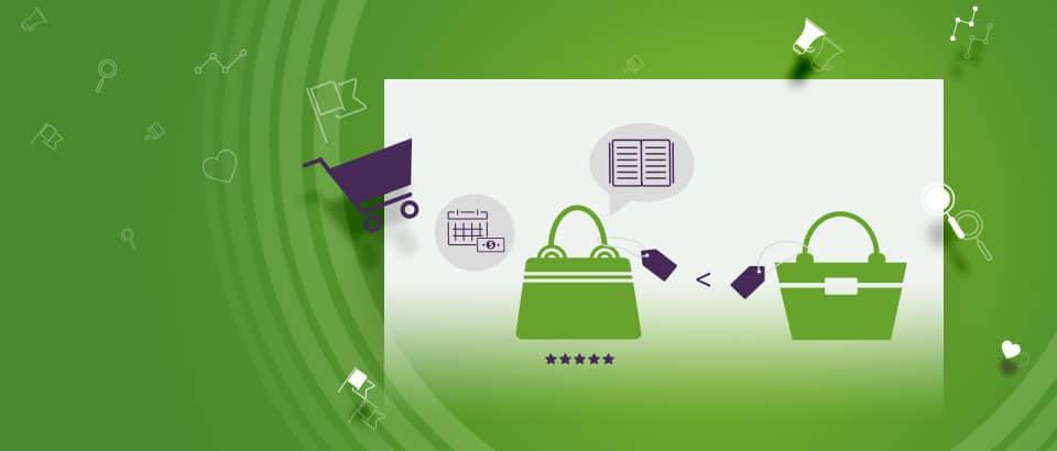 Как да направим скъпите продукти да изглеждат достъпни