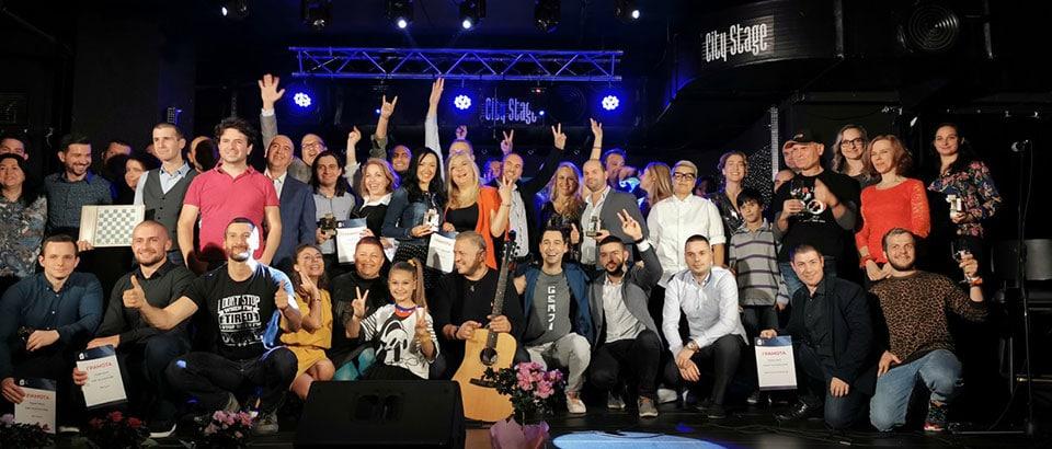 Проектите на Alpha Best отличени с награди в Сайт на годината 2019