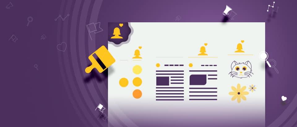 Какъв уеб дизайн въздейства най-ефективно на дамската аудитория