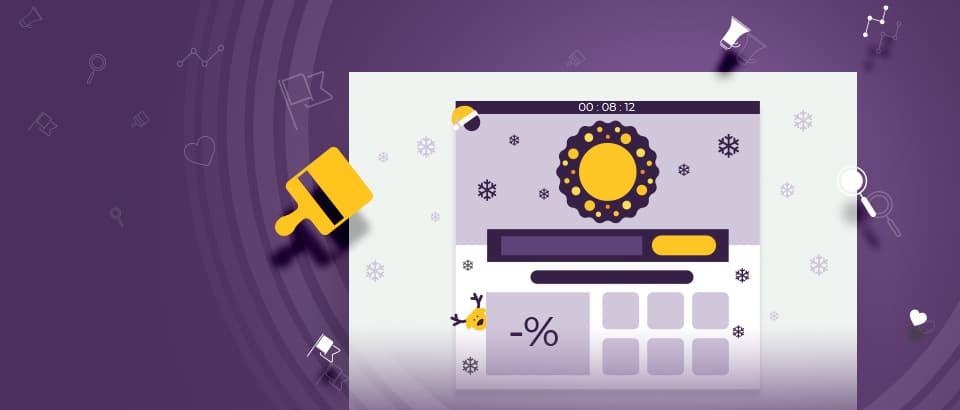 Няколко идеи за Коледен уеб дизайн