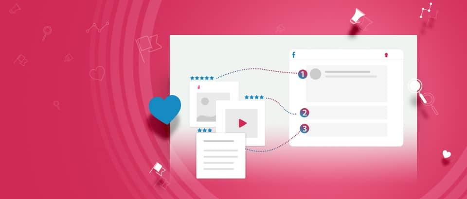 Как Facebook подрежда съдържанието в News feed-а