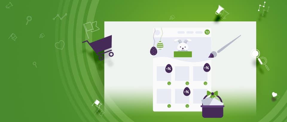Великденски e-commerce предложения
