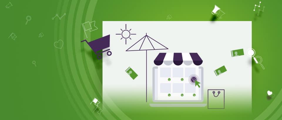Как да поддържаме високи онлайн продажби и през лятото